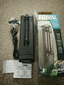 Fluval U4 Underwater Filter with foam pads- Brand New in Box