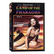 Land of The Pharaohs (1955) DVD - Howard Hawks (*New *Sealed *All Region)