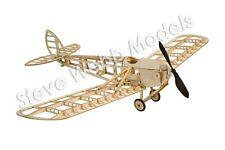 1x  Laser Cut Balsa Tony Ray Aero Model DH Hummingbird Aircraft Kit 1920's Scale
