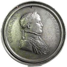 France-Italy (Napoleone I BONAPARTE Imperatore) Medal