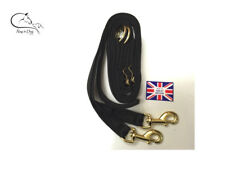 Eclipse Grass Reins UK Made Horse Pony Training Anti Grazing FREE DELIVERY