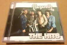 RARE NEW SEALED - NAZARETH - THE HITS - BR MUSIC 139-1 - MADE IN UK - 16 TRACKS