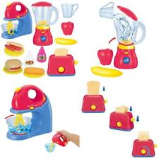 Joyin Toy Assorted Kitchen Appliance Toys With Mixer, Blender And Toaster Play K