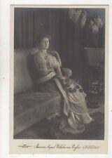 Prinzessin August Wilhelm Von Preussen RP Postcard Germany Royalty 042b
