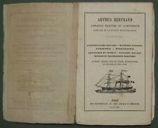(Tattica navale) BOUTAKOV GREGOIRE. Nouvelles bases de tactique navale.Anno 1864