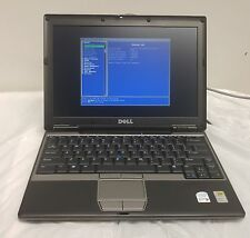 "Dell Latitude D420 12.1"" Intel Core Duo 1.20GHz 2GB RAM (No HDD, No AC adapter)"