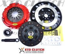 XTD STAGE 2 CLUTCH & CHROME MOLY FLYWHEEL KIT RSX / CIVIC SI K20 2.0L 2.4L jdm