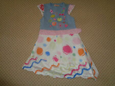 TICKITTYBOO  Summer Fruits Dress   Size 3-4-5  *REDUCED**