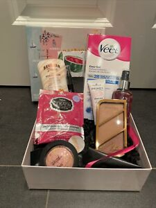 Pinkbox...Beauty-Paket alles neu, unbenutzt!!! Hask, Rimmel, Veet, Essence