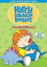 Harry and His Bucket Full of Dinosaurs: Dino World Rescues, New DVDs