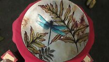 Angelstar Cozenza Collection Plate Dragonfly awesome looking B17