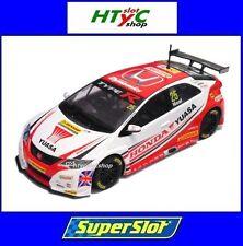 SUPERSLOT HONDA CIVIC TYPE R #25 BTCC 2015 MATT NEAL YUASA SCALEXTRIC UK H3734