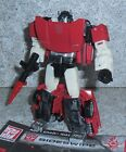 Transformers Siege War For Cybertron SIDESWIPE Complete Deluxe Wfc