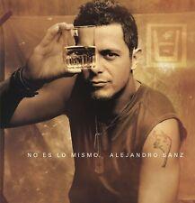 """No Es Lo Mismo By Alejandro Sanz Vinyl EP  12"""" Record 2003 Import NEW"""