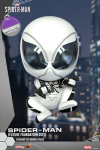Hot Toys Marvel Cosbaby COSB774 Spider-man Future Foundation Suit Bobble Head