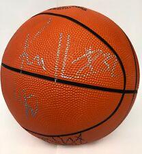 ecfd7f0e3fd 2004-05 DETROIT PISTONS Signed Basketball BILLUPS HAMILTON WALLACE Ball