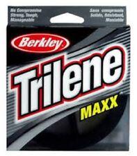 Berkley TRILENE MAXX 12 LB (ca. 5.44 kg) 330yds chiaro, Carpa, barbo