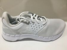 Under Armour 1288333-100 UA Grade School Flow Running Shoes Youth Size 6 White