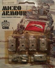 GHQ 1:285 Patton style tank Micro Armour Metal Kit #N20 M60A3 (NOS)