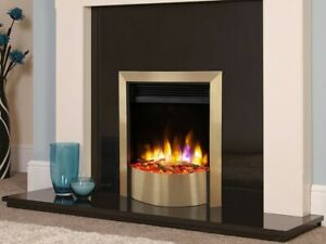 Celsi Ultiflame VR Contemporary Electric Fire - Remote Control