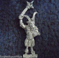 1993 Chaos Beastman 2 Citadel Warhammer Fantasy Battle Beastmen Army Beasts Broo