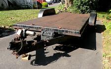 1995 Deande Heavy Duty Trailer Car Uitility Equipment