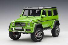 Autoart 76315 - 1/18 Mercedes-Benz G500 4x4² 2016 (Alien Green) - Neu