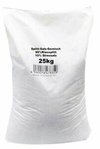 Streusalz Auftausalz Straßensalz gegen Winterglätte Glatteis und Schnee 30kg