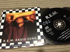 REM - RADIO SONG CD SINGLE GERMANY 91 - COLLECTORS EDITION