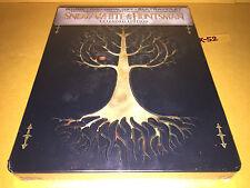 SNOW WHITE & the HUNTSMAN STEELBOOK blu-ray dvd KRISTEN STEWART chris hemsworth