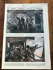 ww1 full page print ! the enemy's aircraft portrayed by themselves ( zeppelin )