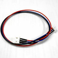 C1101-2-24-30 RC for JST-XH Male to JST-XH Female 24AWG 2S Extension Wire 30cm