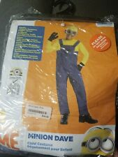 Minion Dave Costume for Kids