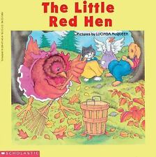 The Little Red Hen Easy-to-Read Folktales