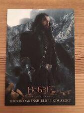 The Hobbit Battle Five Armies 71 Base Canvas Card 12/75