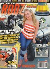 Ol' Skool Rodz Magazine Mousie Marcellus November 2014 011918nonr