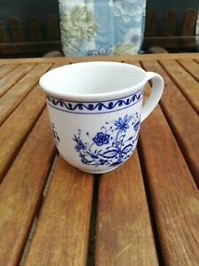 Zwiebelmuster DDR Kahla Triptis– Becher Kaffee– Porzellan