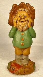 WHAT-R 1994~Tom Clark Gnome~Cairn Studio Item #5259~Edition #62~Story Included
