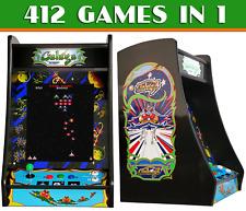 "New Galaga Bartop Arcade Machine, Multicade w/412 Game Jamma Board & 19"" Monitor"