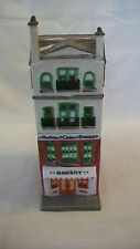 Department 56 Christmas in the City Bakery Building #6512-9 from 1987