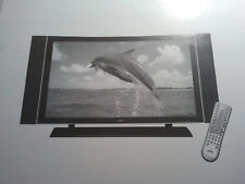 CONIA 42 inches Widescreen LCD / Plasma Television CPDP 4209 With Remote Working