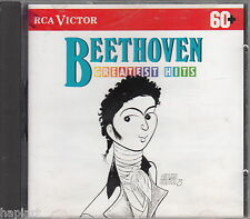 Beethoven: Greatest Hits (CD, Sep-1991, RCA)