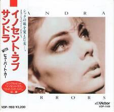 SANDRA - MIRRORS (1986) Synth Pop Disco CD+OBI Jewel Case+FREE GIFT