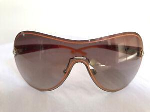 Escada Sunglasses Gradient Aviator Unisex Men's Women's 592S