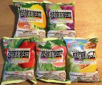 "Mannan Life ""Konnyaku Batake"" Konjac Fruits Jelly, Japanese Candy"