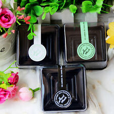 """48 Handmade Lollipop Shaped Seals Stickers For Tins Boxes Jars Bags Labels Gift"""""""