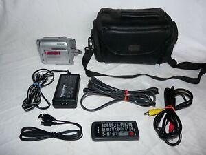 READ DESCRIPTION Sony DCR-HC20 MiniDv Mini Dv Camcorder Player Video Transfer