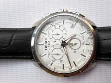 SS SAPPHIRE SWISS MADE TISSOT COUTURIER QUARTZ CHRONOGRAPH FOR MEN