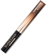 L'Oreal Super Liner Eyeliner Eye Luminizer occhi marroni Pen Black Diamond Matita