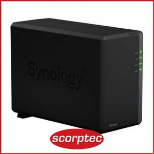Synology DiskStation DS218play Tower 2 Bay NAS